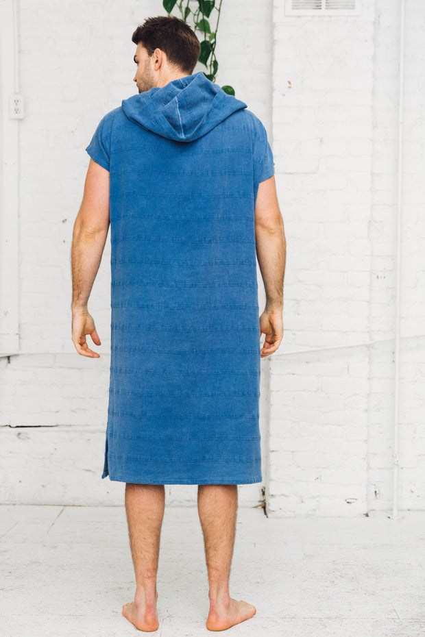 The Shore Washed Poncho