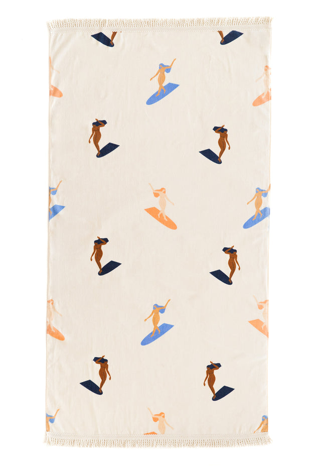 WBNNT - Artist Special Edition Beach Towel