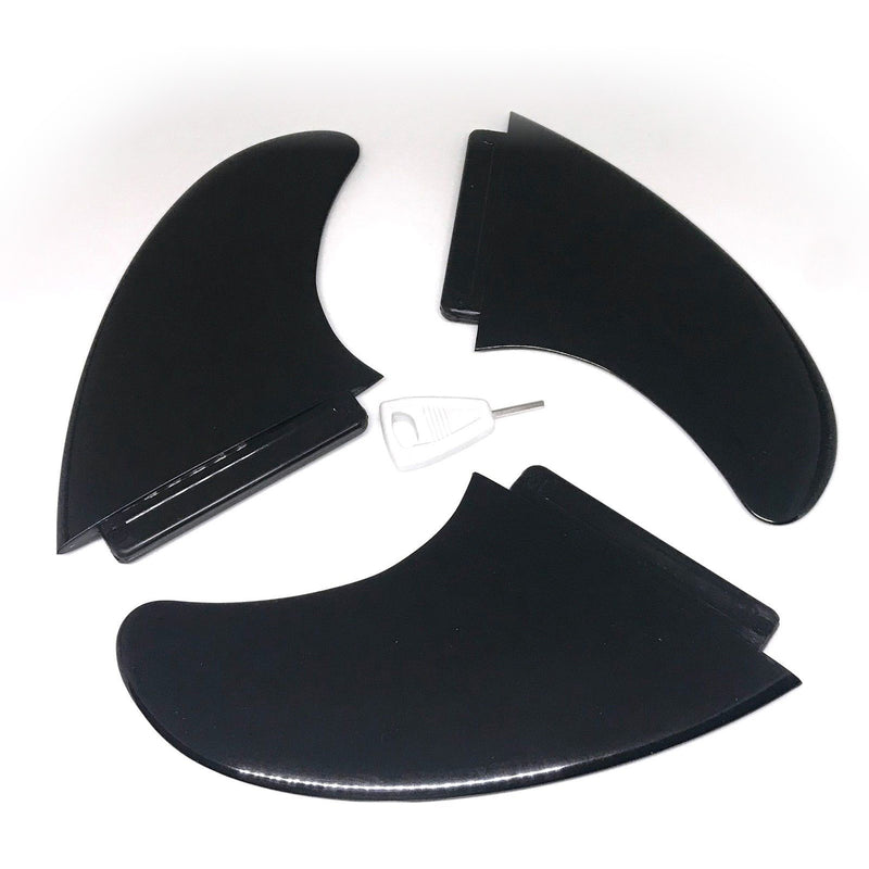 Spare Fin Set - Interchangeable - Ryder Soft Surfboards