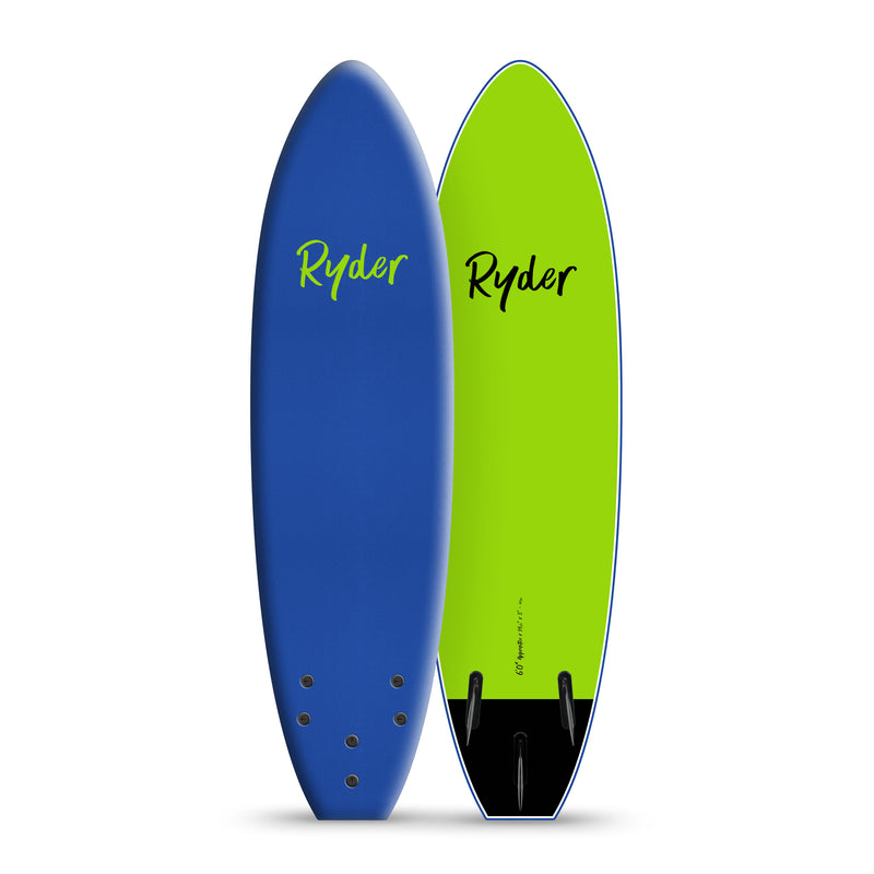 Apprentice | 6ft - Navy Blue - Ryder Boards