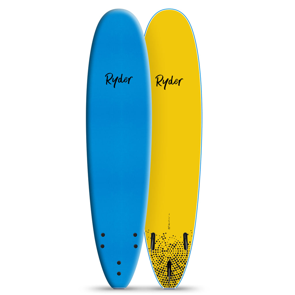 Mal Series | 9ft - Az Blue - Ryder Soft Surfboards