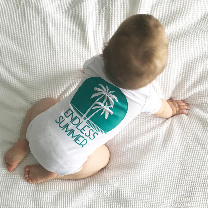 ENDLESS SUMMER ONESIE