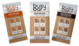 Protein Bar Variety Pack $32.99/Box of 12