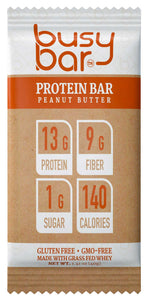 Peanut Butter Protein Bar $32.99/Box of 12