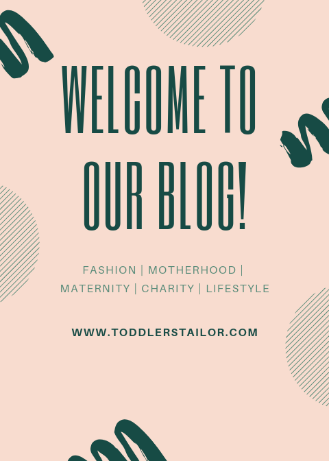 Welcome to the Toddler's Tailor Blog!