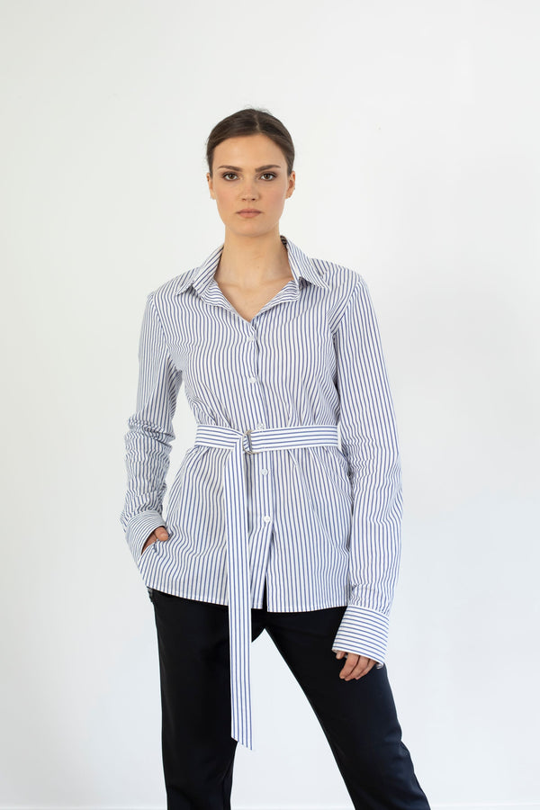 Essential Shirt | Stripe