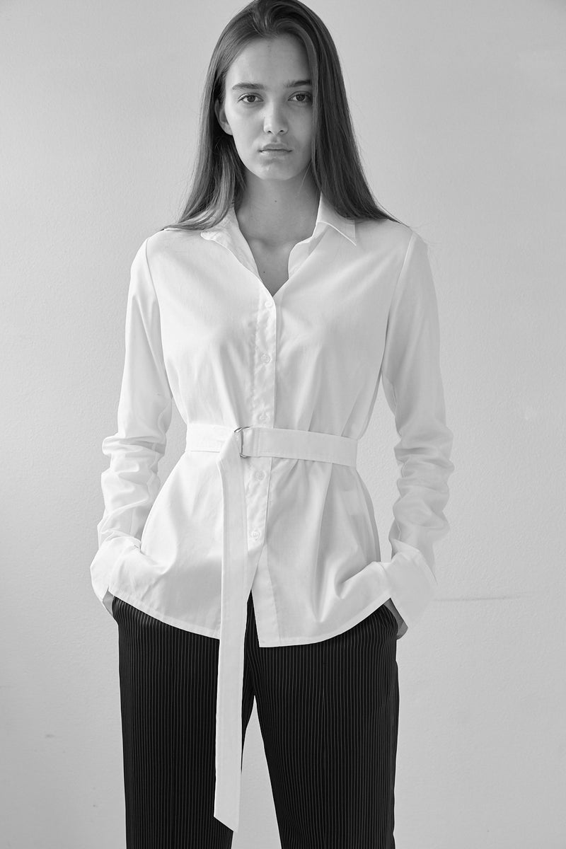 Essential Shirt | White