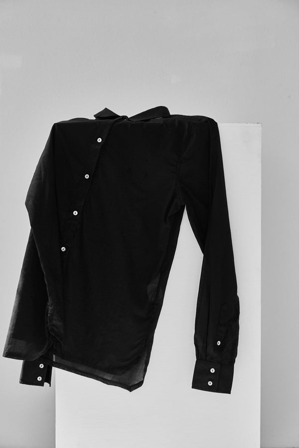 Le Boy Shirt | Black
