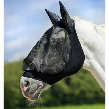 Ridingworld Lycra Fly Hood