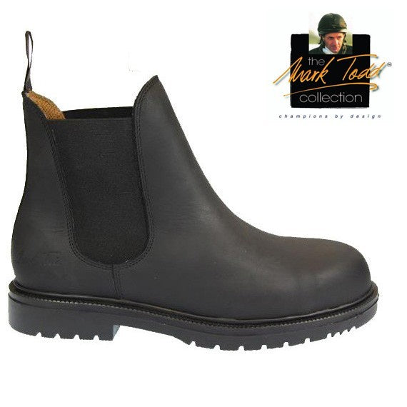 Mark Todd Steel Toe Cap Boots