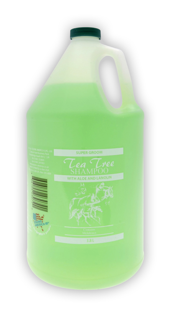 Equine America Super Groom Tea Tree Shampoo