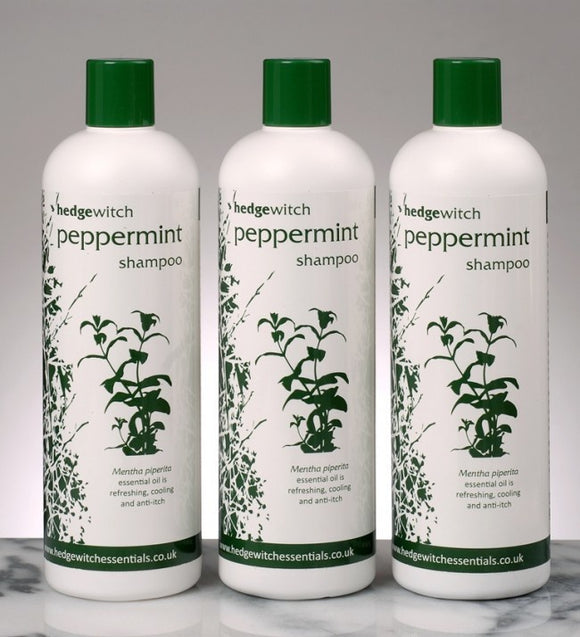 Hedgewitch Peppermint Shampoo