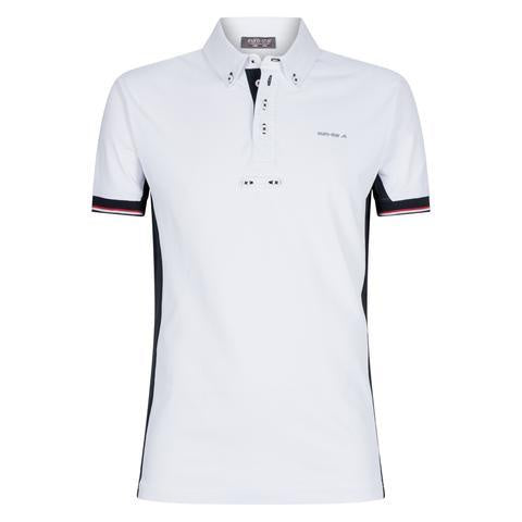 Euro-Star Mens Polo/Competition Shirt 'Tim'