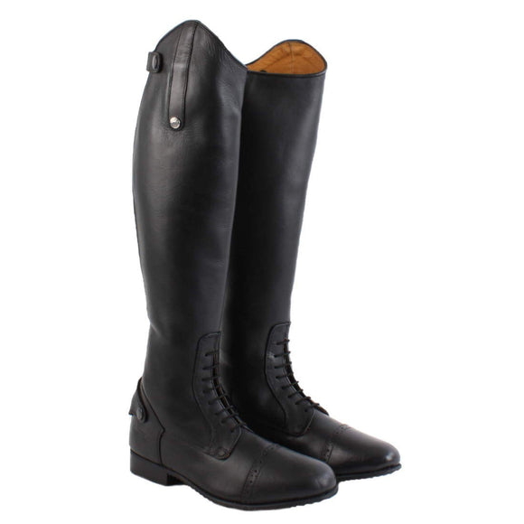 Mark Todd Long Leather Riding Boots