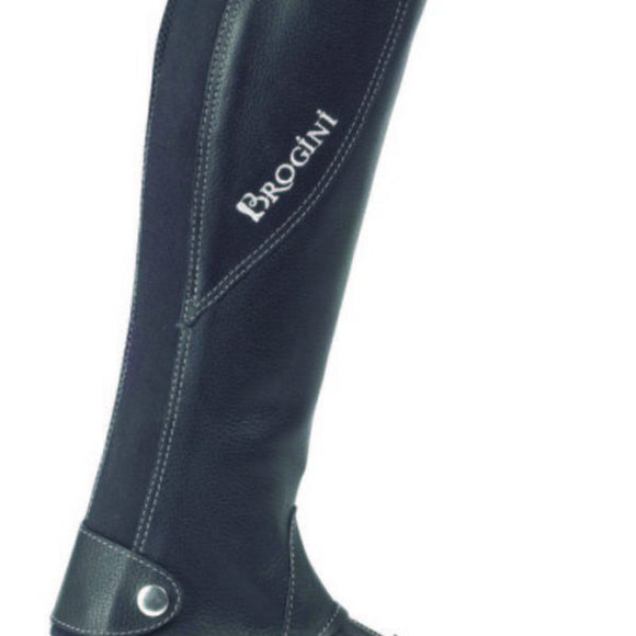 Brogini Milano Leather Gaiter