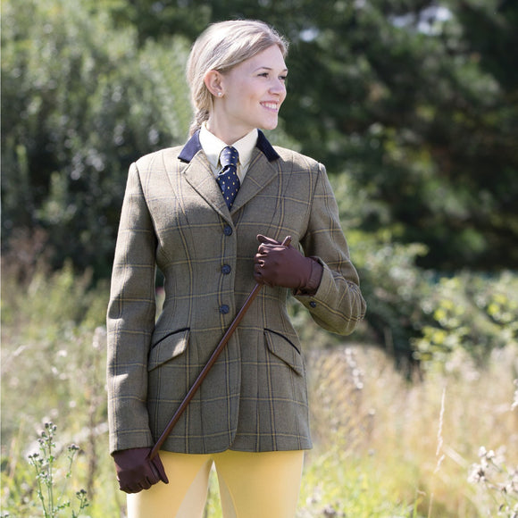 Equetech Stowe Deluxe Tweed Jacket
