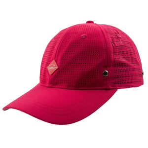 Euro-Star Baseball Cap Airflow