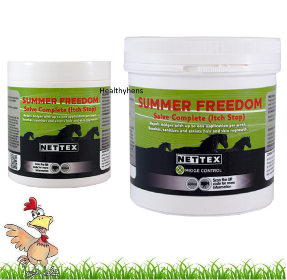 Nettex Summer Freedom Salve Complete (Itch Stop)