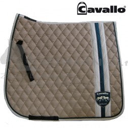 Cavallo Saddle Pad Edna Cotton Stripe VS