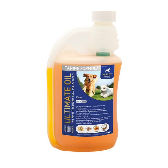 M.J. Equine Ultimate Oil