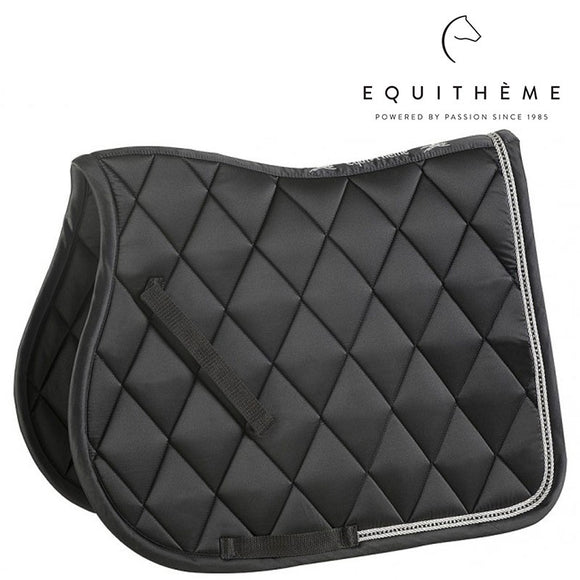 Equi-theme 'Synthermax' Navy Saddle GP Pad