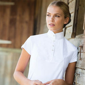 Equetech Hexatec Diamante Competition Shirt