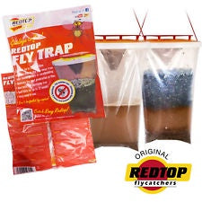Tusk Redtop Fly Trap