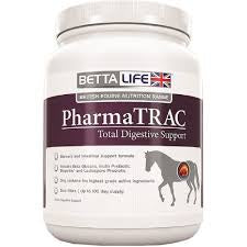 Bettalife PharmaTRAC- Equine Digestive Support