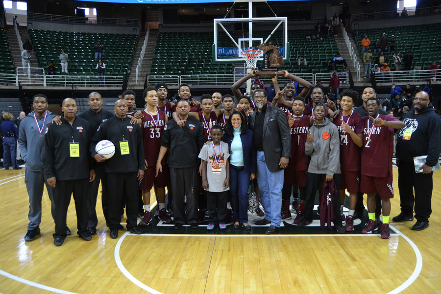 MoeDees Podcast Interview With Detroit Western Basketball Coach Derrick McDowell