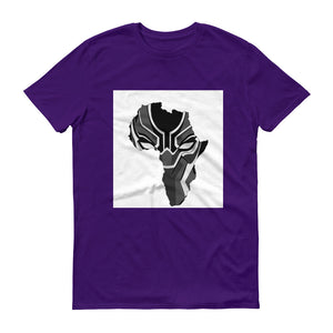 Africa Panther Eyes Short-Sleeve T-Shirt