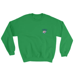 OKC Thunder Basketball Sweatshirt