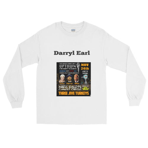 Darryl Earl Long Sleeve T-Shirt