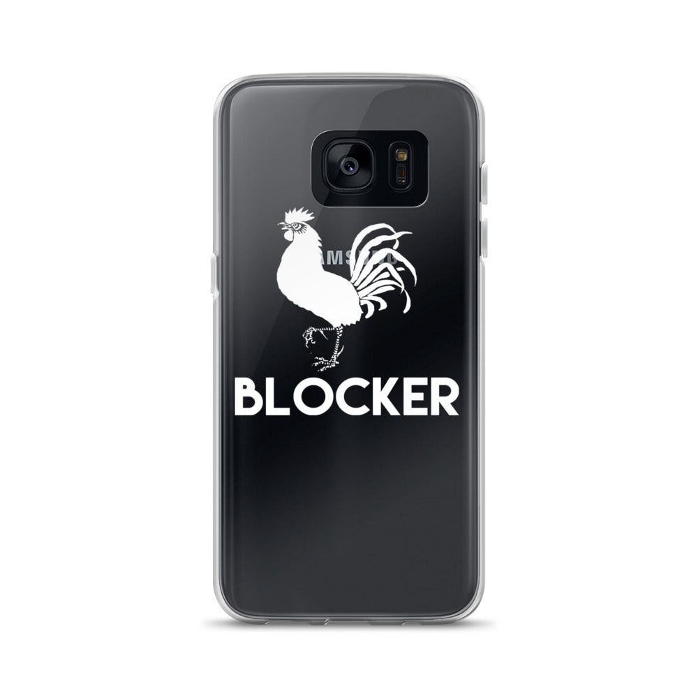 Cock Blocker Samsung Case