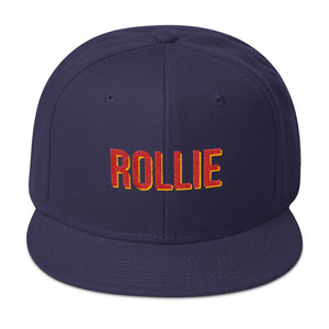 I Wanna Rollie Rollie Snapback Hat