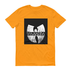 African City of Wakanda Short-Sleeve T-Shirt
