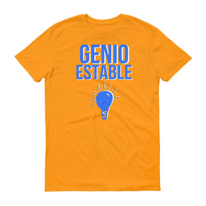 Stable Genius in Spanish Short-Sleeve T-Shirt