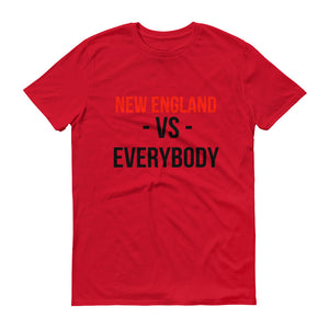 NEW ENGLAND VS.EVERYBODY Short-Sleeve T-Shirt