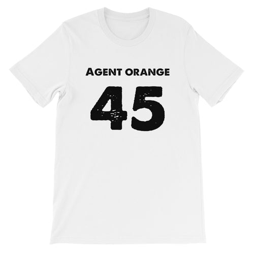 Agent Orange 45 Short-Sleeve Unisex T-Shirt