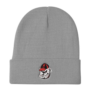 Georgia Bulldogs Knit Beanie