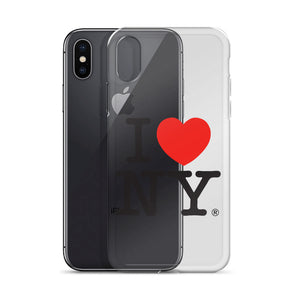 I Love NY iPhone Case