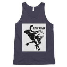 Black Panther Power Classic tank top (unisex)