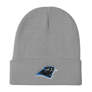 Carolina Panthers Knit Beanie