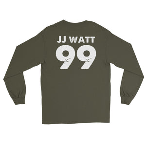 Watt Texans Long Sleeve T-Shirt