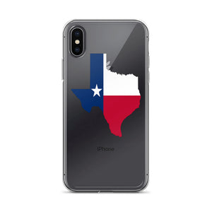 Texas Love iPhone Case