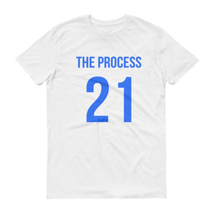 Philadelphia The Process 21 Short-Sleeve T-Shirt