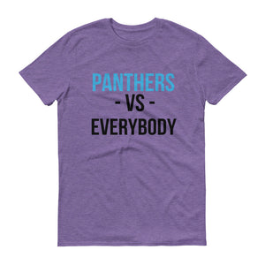 Carolina Panthers Vs. Everybody Short-Sleeve T-Shirt