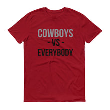 Dallas Cowboys Vs. Everybody Short-Sleeve T-Shirt