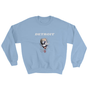 Detroit Juggalo Clown Tribute Sweatshirt