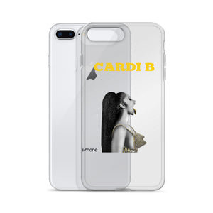 Cardi B iPhone Case