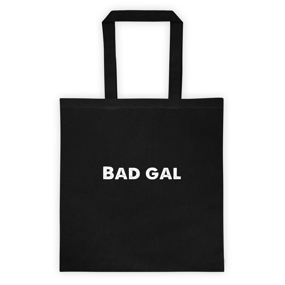BAD GAL Tote bag